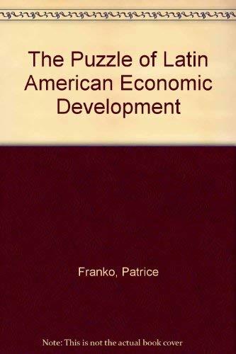9780742524651: The Puzzle of Latin American Economic Development