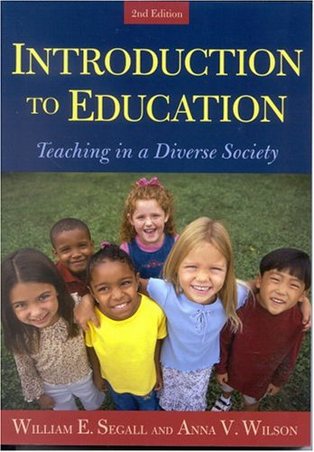 9780742524903: Introduction to Education: Teaching in a Diverse Society