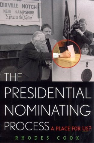 9780742525948: The Presidential Nominating Process: A Place for Us? (American Political Challenges)