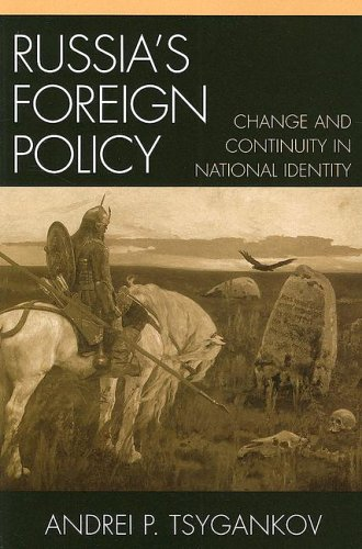 9780742526501: Russia's Foreign Policy: Change and Continuity in National Identity (The New International Relations of Europe)