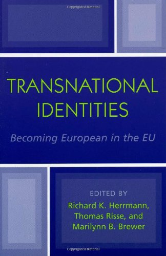 9780742530065: Transnational Identities: Becoming European in the EU (Governance in Europe Series)