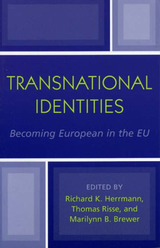9780742530072: Transnational Identities: Becoming European in the EU (Governance in Europe Series)