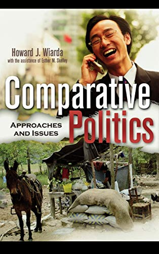 9780742530355: Comparative Politics: Approaches and Issues