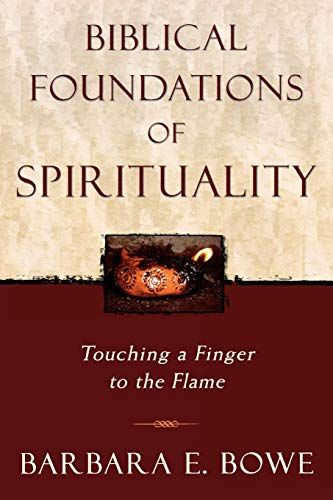9780742531574: Biblical Foundations of Spirituality: Touching a Finger to the Flame