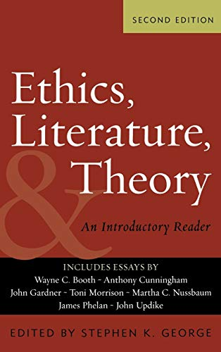 9780742532335: Ethics, Literature, and Theory: An Introductory Reader