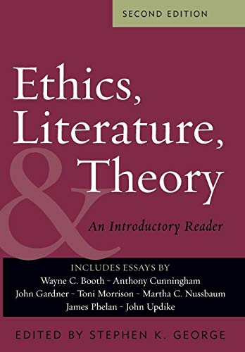 9780742532342: Ethics, Literature, and Theory: An Introductory Reader