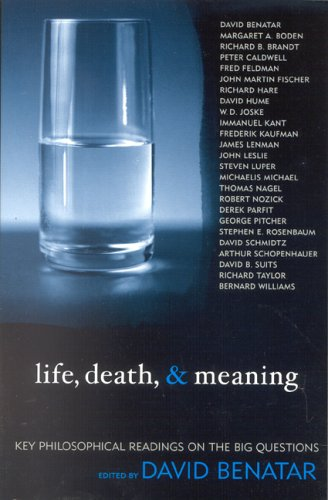 9780742533677: Life, Death, and Meaning: Key Philosophical Readings on the Big Questions