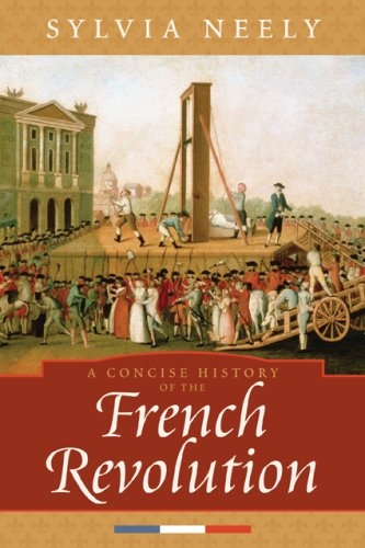 9780742534100: A Concise History of the French Revolution (Critical Issues in World and International History)