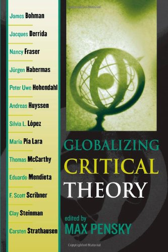 Globalizing Critical Theory (New Critical Theory)