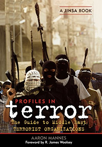 9780742535251: Profiles in Terror: A Guide to Middle East Terrorist Organizations
