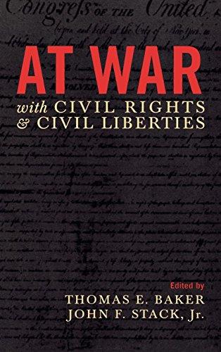 9780742535985: At War with Civil Rights and Civil Liberties