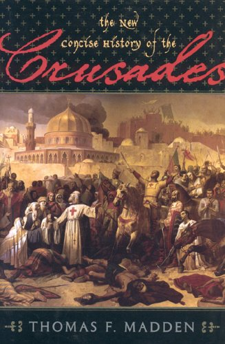 9780742538221: The New Concise History of the Crusades
