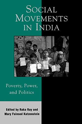 9780742538436: Social Movements in India: Poverty, Power, and Politics (Asia/Pacific/Perspectives)