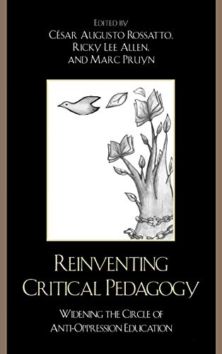 9780742538870: Reinventing Critical Pedagogy