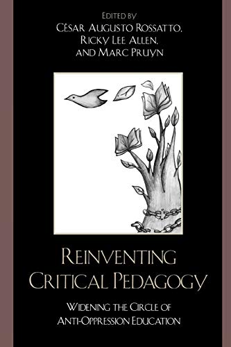 9780742538887: Reinventing Critical Pedagogy