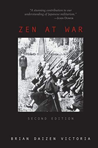 9780742539266: Zen at War (War and Peace Library)