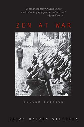 Zen at War: Brian Daizen Victoria