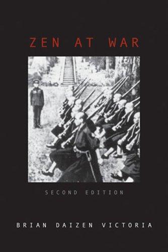 9780742539273: Zen at War (War and Peace Library)