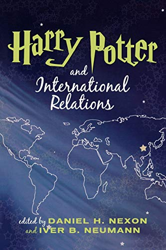 9780742539594: Harry Potter and International Relations