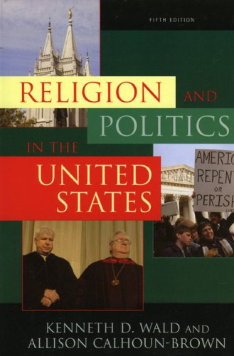 9780742540408: Religion and Politics in the United States