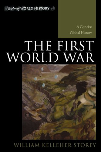 9780742541467: The First World War: A Concise Global History (Exploring World History)