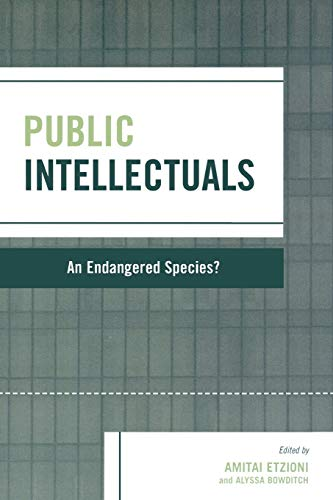 Public Intellectuals: An Endangered Species? (Rights &