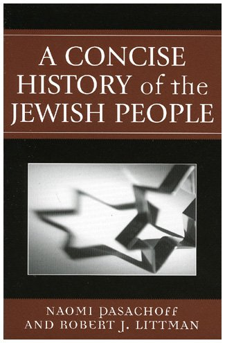9780742543652: A Concise History of the Jewish People