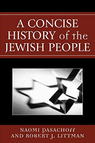 9780742543669: A Concise History of the Jewish People