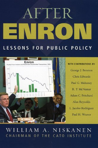 9780742544338: After Enron: Lessons for Public Policy