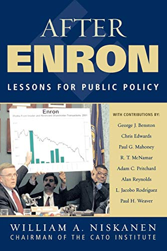 9780742544345: After Enron: Lessons for Public Policy