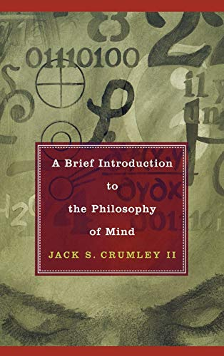 9780742544956: A Brief Introduction to the Philosophy of Mind