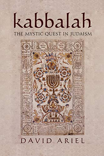 9780742545649: Kabbalah: The Mystic Quest in Judaism
