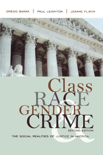 9780742546882: Class, Race, Gender, and Crime: The Social Realities of Justice in America