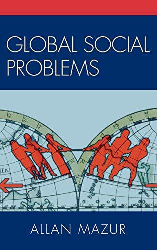 9780742548039: Global Social Problems