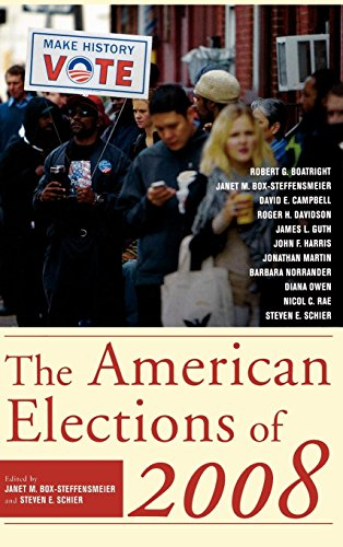 9780742548312: The American Elections of 2008