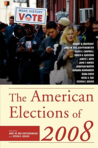 9780742548329: The American Elections of 2008