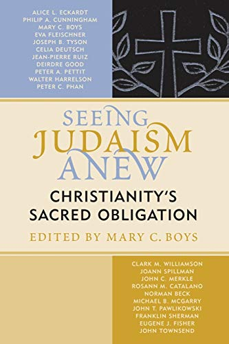 Seeing Judaism Anew: Boys, Mary C.