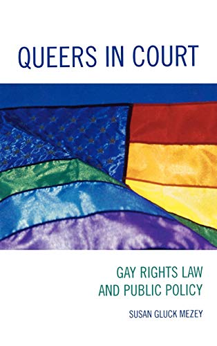 9780742549319: Queers in Court: Gay Rights Law and Public Policy