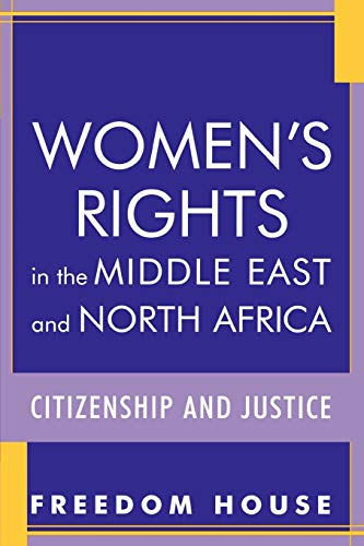 9780742549920: Womens Rights in the Middle East and North Africa: Citizenship and Justice