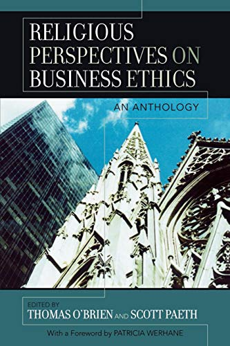 9780742550117: Religious Perspectives on Business Ethics: An Anthology (Religion and Business Ethics)