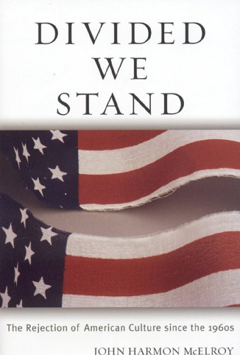 9780742550810: Divided We Stand: The Rejection of American Culture since the 1960's