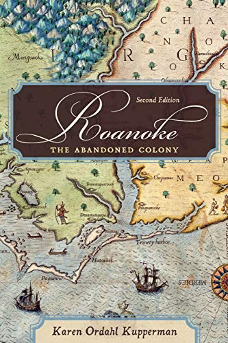 9780742552630: Roanoke: The Abandoned Colony