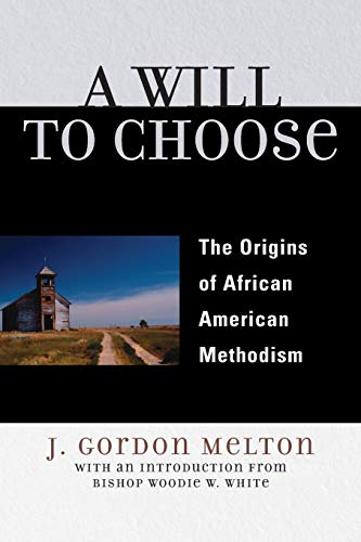 9780742552654: A Will to Choose: The Origins of African American Methodism