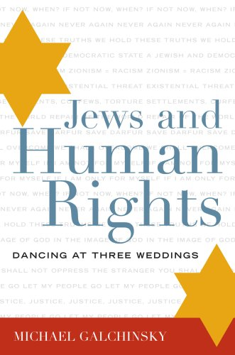 9780742552661: Jews and Human Rights: Dancing at Three Weddings