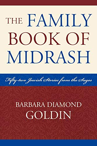9780742552852: The Family Book of Midrash: 52 Jewish Stories from the Sages