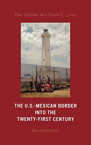 9780742553354: The U.S.-Mexican Border into the Twenty-First Century (Latin American Silhouettes)