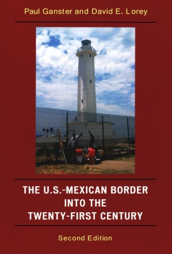 9780742553361: The U.S.-Mexican Border into the Twenty-First Century (Latin American Silhouettes)