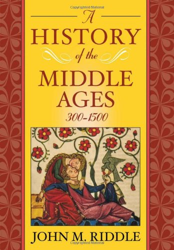 9780742554085: A History of the Middle Ages, 300-1500