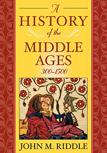 9780742554092: A History of the Middle Ages, 300-1500