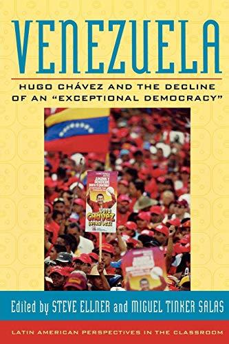 9780742554566: Venezuela: Hugo Chavez and the Decline of an